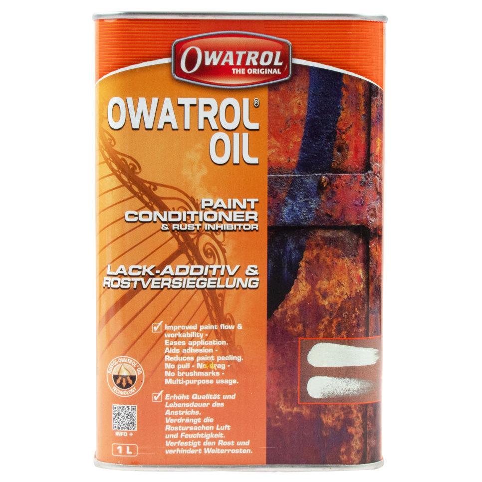 Owatrol Öl - Lack -Additiv + Rostversiegelung