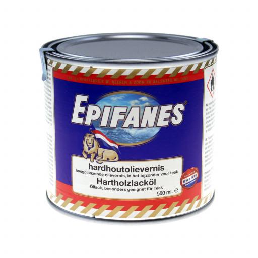 Epifanes Hartholzlacköl mit UV-Filter