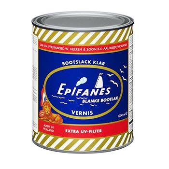 EPIFANES Bootslack klar mit extra UV Filter