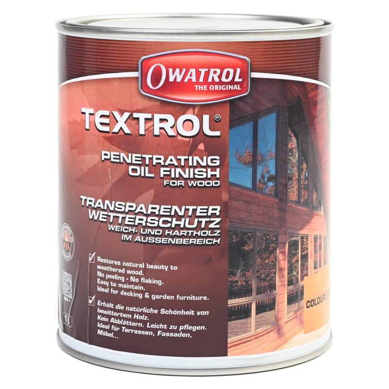 Textrol Transparenter Holzschutz