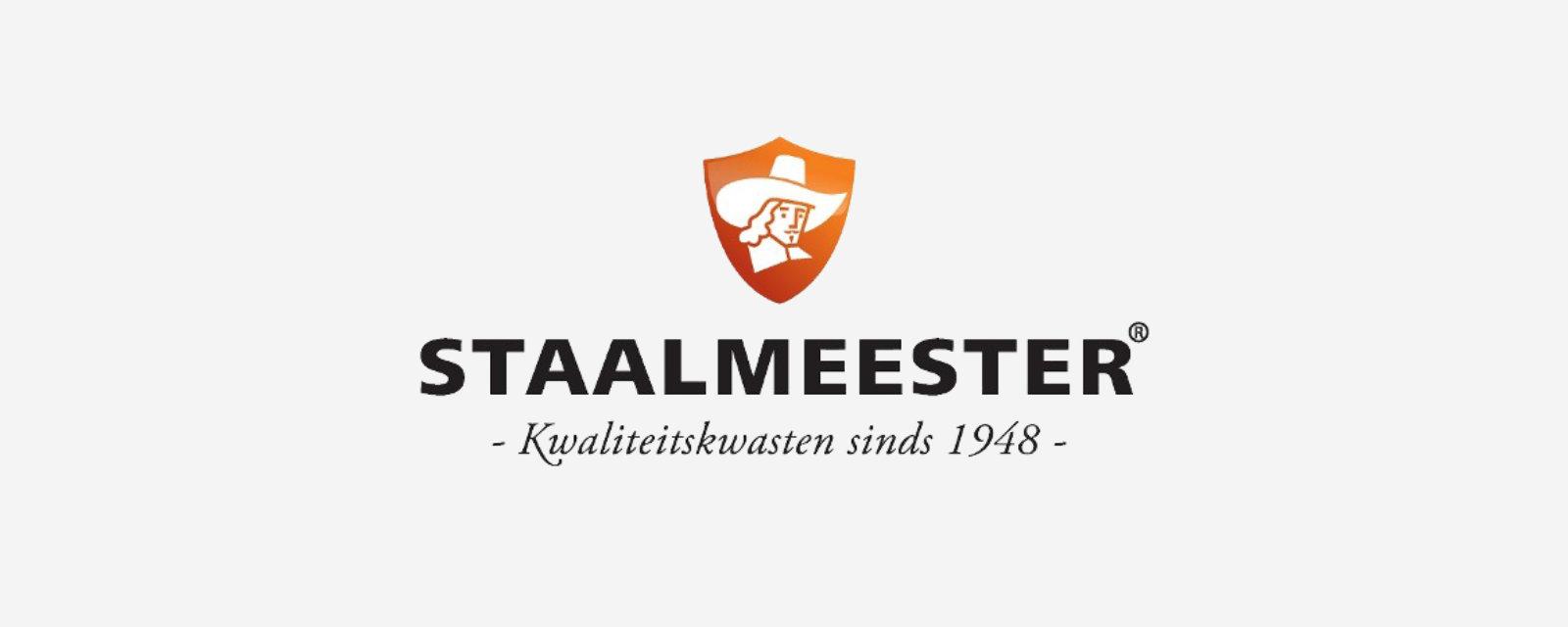 Farben-Fischer Staalmeester Logo