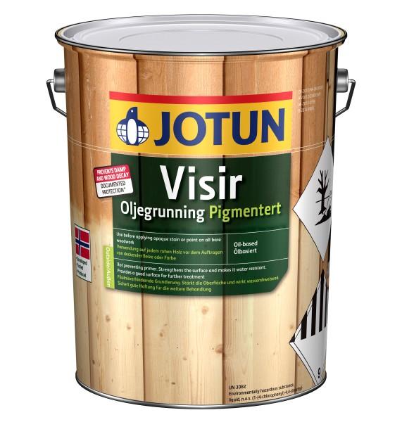 Jotun Visir Oljegrunning pigmentiert