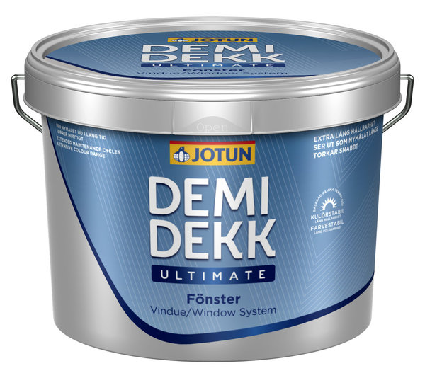 Jotun DEMIDEKK ULTIMATE Fönster