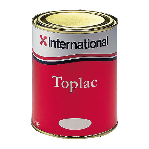 International Toplac 1-K Hochglanz Bootslack