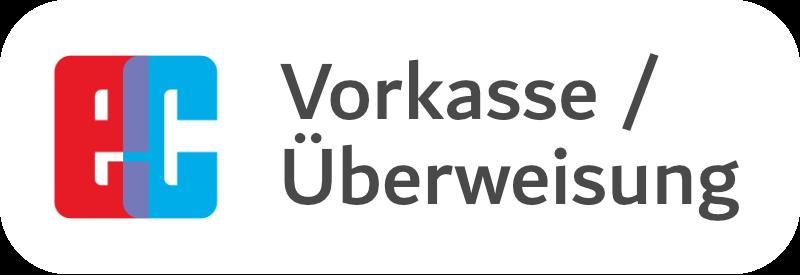 Zahlungsart Vorkasse Logo