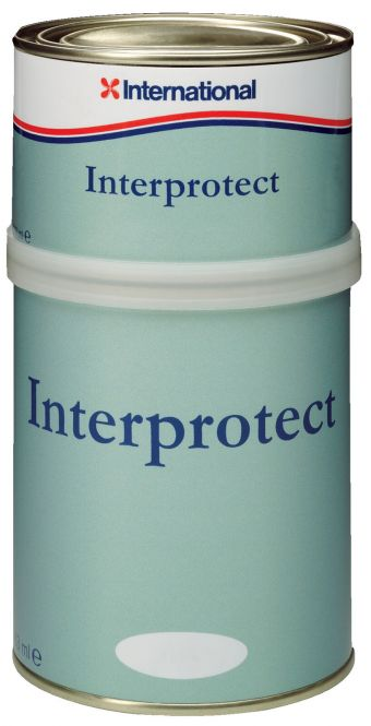 International Interprotect Grundierung