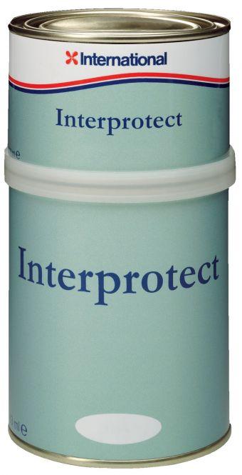International Interprotect Grundierung